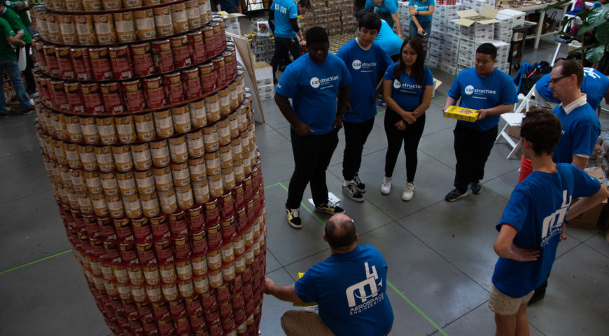 CANstruction 2019: A Huge Success